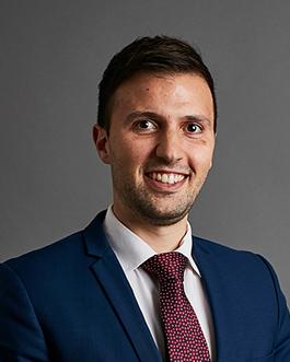 Giuseppe Ensabella Lawyer, headshot