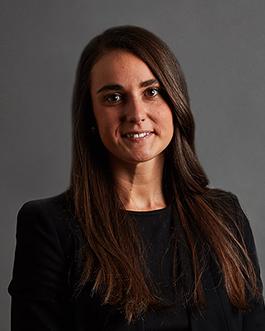 Tayla Berger Lawyer, headshot
